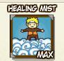 Healing mist
