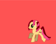 PonyWithBackground12