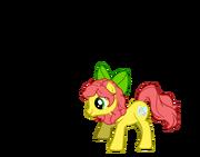 PonyWithBackground13