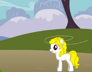 PonyWithBackground1