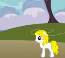 My little created pony 1: Rosebud