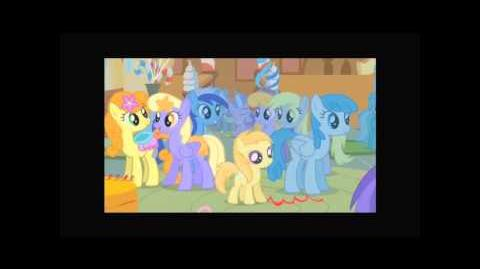 Most appearances of Derpy Hooves