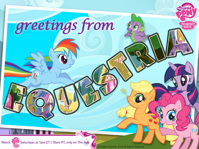 File:Mlpfim-wallpaper-greetings-from-equestria 1024x768.jpg