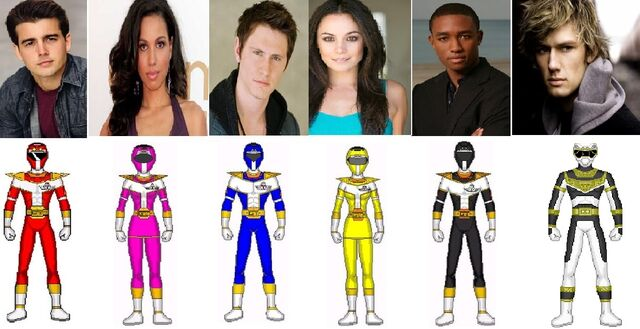 File:Power Rangers Turbo Team by StarTeen1984.jpg