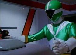 LR Green Lightspeed Ranger