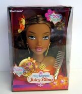 Juicy Bling Madison Styling Head 2
