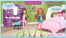 Shopping Spree Ultra Glam