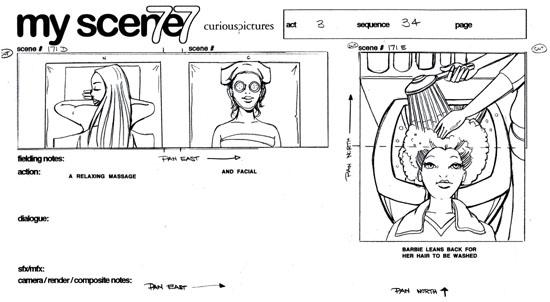 File:My Scene Goes Hollywood Studio Board Artwork Scene 2.jpg