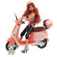 My Scene Miami Getaway Kenzie Doll