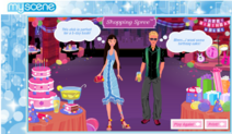 Shopping Spree Club Birthday