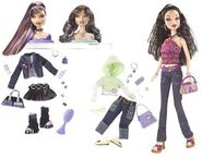 My Scene Swappin' Styles Nolee Doll