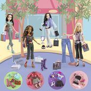 My Scene Shopping Spree Dolls