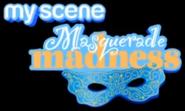 My Scene Masquerade Madness Logo