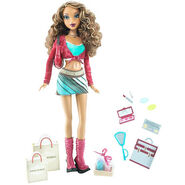 My Scene Mall Maniacs Madison Doll