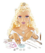 My Scene My Bling Bling Styling Head Barbie