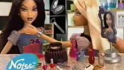 My Scene Shopping Spree Commercial with Nolee and Barbie