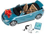 Club Birthday Car