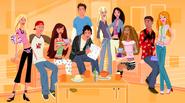 My Scene Characters