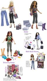 Shopping Spree (doll line)