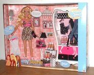 My Scene Getting Ready Barbie