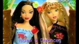 2004 My Scene Jammin' In Jamaica Dolls Commercial (UK)