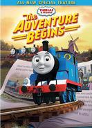 TheAdventureBeginsDVD