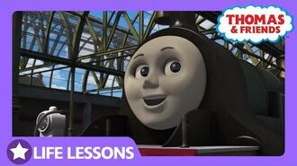Understanding New Things Life Lessons Thomas & Friends