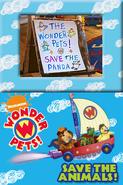 Wonder Pets!Save the Animals!72