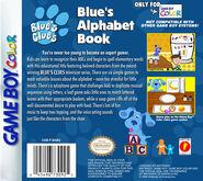 Gbc bluescluesbluesalphabetbook back