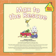 Max to the Rescue title