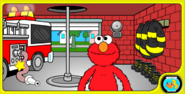 Elmo's Fire Safety Game 22