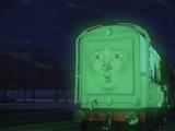 Diesel Glows Away
