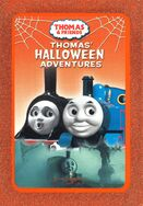 Thomas'HalloweenAdventures2007cover