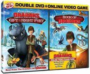 Dragons 2Pk DVD 3D SxS-488x402