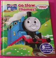 Go Slow Thomas front