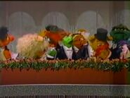 Muppets crying after Kermit's tribute