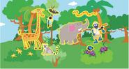 Spot the Animals 9