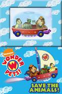 Wonder Pets!Save the Animals!64