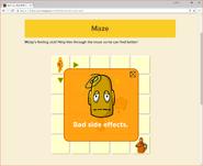 Moby's Maze Medicine 6