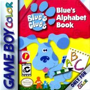 Gbc blues clues alphabet book p 5cq0rh