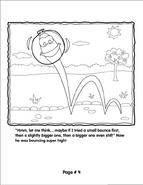Grover's Story Circle Printable 4