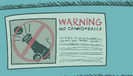S1E08A No cannonballs label inside pool
