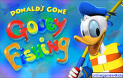 Mickey Mouse Clubhouse Donald's Gone Gooey Fishing Title