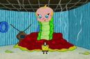 HUMAN, BABY - COOING 01 SpongeBob SquarePants