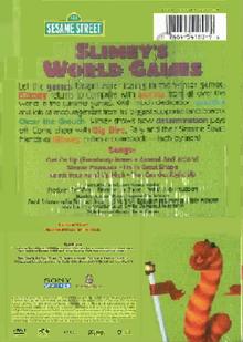 Slimey the Worm DVD2