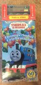 Thomas'SodorCelebrationVHSwithWoodenTrain