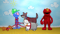 Elmo's World: Dog Walkers