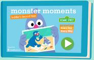 MonsterMomentsToddler'sSecondYear