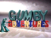 Gumby Adventures Title