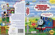 Adventure Series SEGA cover